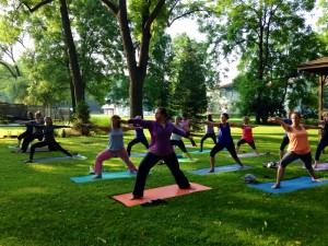 Yoga Retreat - Catharine Cottages/Watkins Glen, New York
